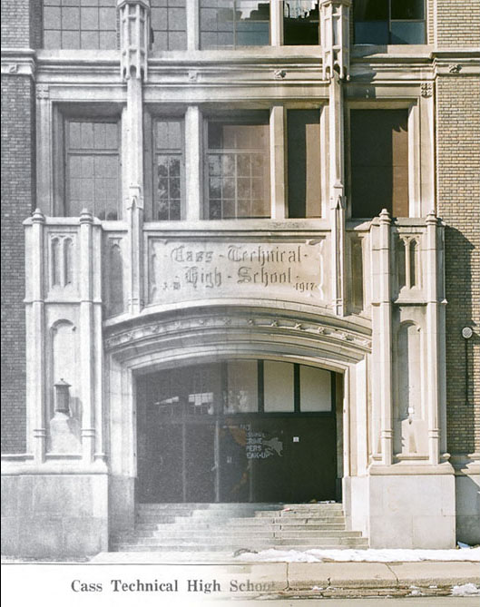The 1917 entrance, early 1920's and present day.