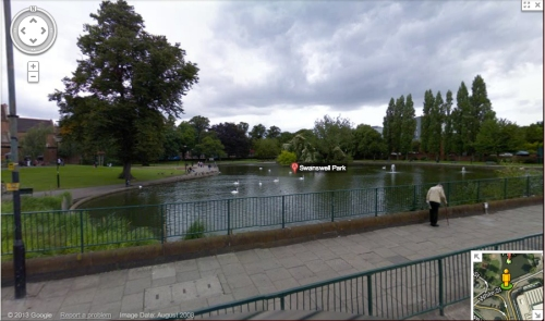 swanswell park google