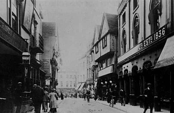 high st west1913